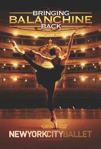 『バランシンを振り返る~歴史的なロシア公演より [DVD]』のトップ画像