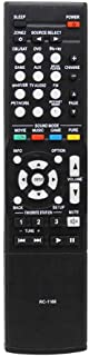 New RC-1168 RC1168 Replace Remote Control fit for Denon AV A/V Receiver Home Theater System AVR-1612 AVR-1613 AVR-1713 RC-1181 RC-1168 AVR-E400 AVR-S710W AVR-X1100W RC-1196 AVR-S500BT