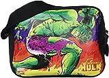BB Designs Stylish Comics Close Up Design Marvel Hulk Messenger Bag