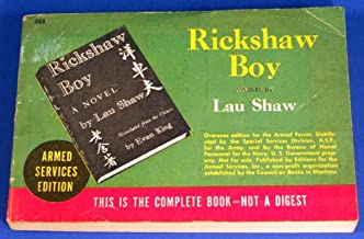 Rickshaw Boy, Armed Services Edition No. 968