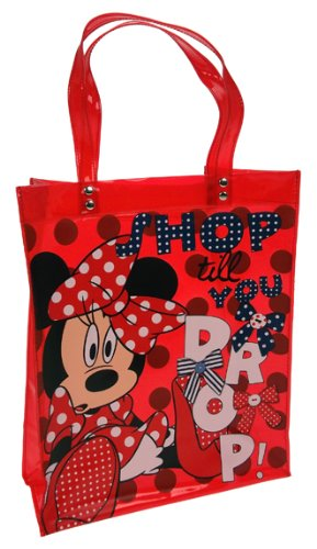 Minnie Mouse Mad About Minnie Mickey Mouse-thème (Trademark Collections DMINN001112)