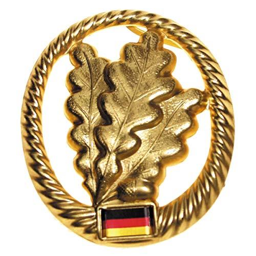 Bundeswehr Barettabzeichen BW Mützen Abzeichen Metallabzeichen Militärabzeichen verschiedene Truppengattungen (Jägertruppe)