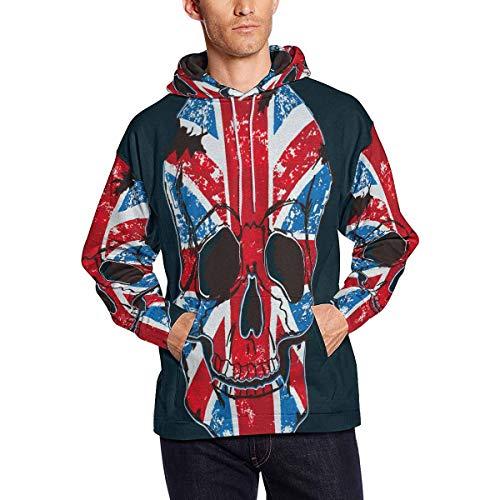 british flag sweater for men - 6