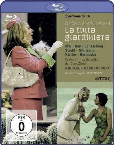 Wolfgang Amadeus Mozart - La finta giardiniera
