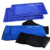 Best Ice Packs For Knees - Gel Cold & Hot Packs (2 Ice Packs) Review