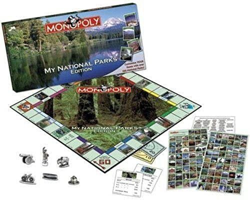 Monopoly National Parks Edition by USAopoly