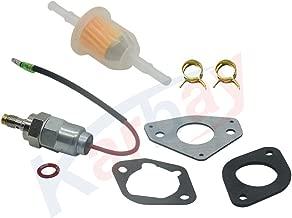 Karbay Engines Kit Repair Fuel Shut-Off Solenoid Valve for Kohler 24 757 22-S,2404120-S CV17-25, CV620-740