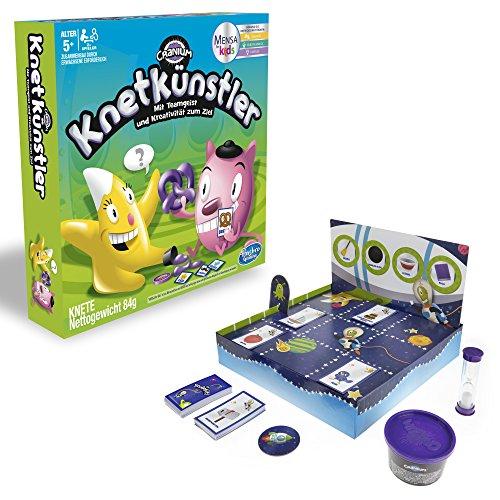 Hasbro Spiele C0433100 Cranium Knetkünstler, Vorschulspiel