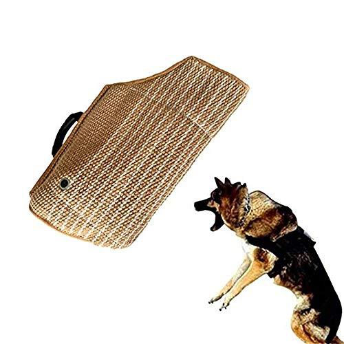 KLYJ Hundenübung, sicher, atmungsaktiv, langlebig, Dicker Beißschutz, für kleine Rassen, primäre Bissentraining