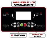 Zoom IMG-1 go sport tapis roulant elettrico