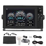 Qiilu Marine Color Displayer LCD Touch Screen CLASSE B AIS Transponder Chart 4G / WIFI Plotter Beidou GPS Dual Mode per 5.1