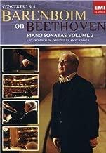 barenboim beethoven sonatas dvd