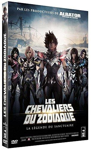 Les Chevaliers du Zodiaque : La légende du Sanctuaire DVD