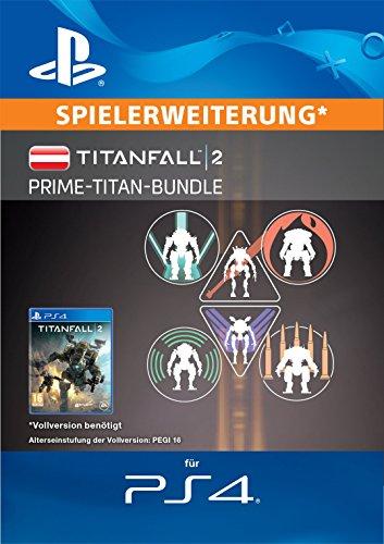 Titanfall 2: Prime-Titan-Bundle DLC [PS4 Download Code - österreichisches Konto]