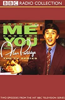 Knowing Me, Knowing You with Alan Partridge cover art
