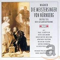 Wagner: Die Meistersinger Von Nurnberg (1)