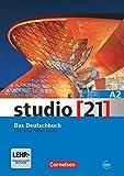 Studio 21 A2. Completo (Incluye CD): Deutschbuch A2 mit DVD-Rom