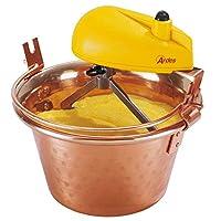 ardes ar24am60 paiolo in rame per polenta e marmellata per 4/7 persone, ø 26 cm