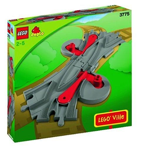 LEGO Duplo 3775 - Eisenbahn Weichen