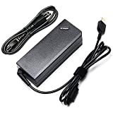 20V 4.5A AC Adapter Charger for Lenovo ThinkPad X1...