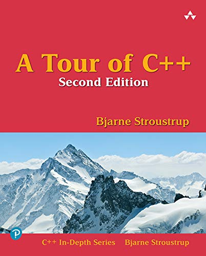 A Tour of C++ (C++ In-Depth) (English Edition)