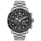 Citizen Eco-Drive Promaster Skyhawk A-T cronografo titanio orologio uomo...