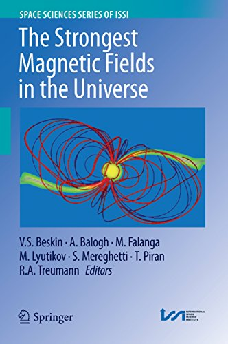 The Strongest Magnetic Fields in the Universe (Space Sciences Series of ISSI Book 54) (English Edition)