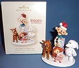 Rudolph the Red-Nosed Reindeer Island of Misfit Toys 2007 Hallmark Keepsake Ornament