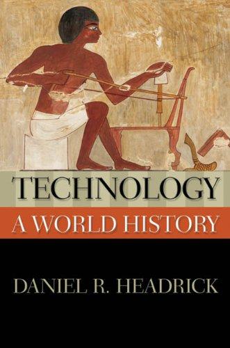 Technology: A World History (New Oxford World History) (English Edition)