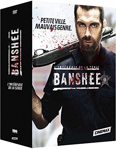 Banshee - Lintégrale de la série - DVD - HBO