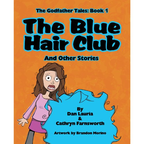 The Blue Hair Club and Other Stories cover art