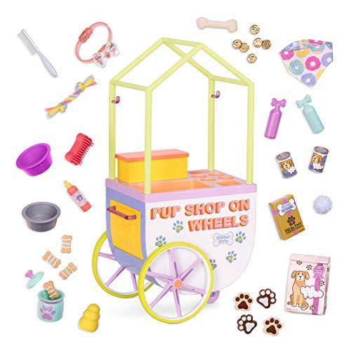 Glitter Girls GG57145Z Glitzer Mädchen Welpen Shop Set