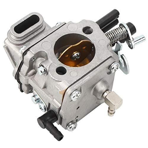 LANTRO JS - Kit de juntas de aluminio fundido a presión para carburador, Kit de carburador de motosierra para MS660