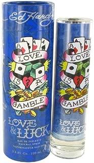 Love & Luck By CHRISTIAN AUDIGIER FOR MEN 3.4 oz Eau De Toilette Spray