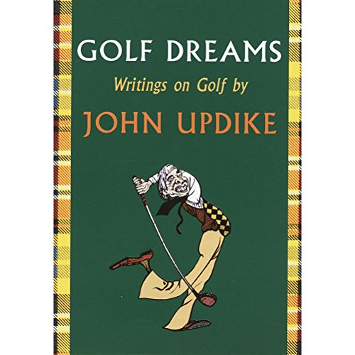 Golf Dreams audiobook cover art