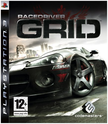Race Driver: GRID (PS3) by Codemasters