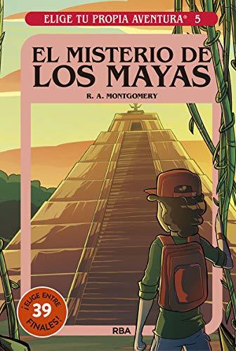 Elige tu propia aventura 5. El misterio de los Mayas (FICCIÓN KIDS)