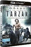 La Leyenda De Tarzán 4k Uhd [Blu-ray]