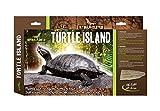 Reptiles Planet Tartaruga Isola per Tartarughe acquatiche, Grande