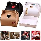 Scatole regalo Chilly, scatola regalo decorativa, set di 10scatole decorative per prodot...