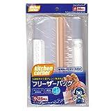 日本技研 キッチンコーナー フリーザーバッグ(小サイズ*28枚入)