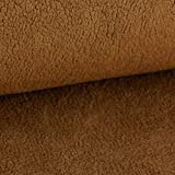 NOVELY® HURTH Teddy-Stoff | Möbelstoff Polsterstoff |