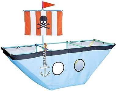 Antsy Pants Build & Play Pirate Ship Kit