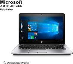 HP EliteBook 840 G4 14 Inch Laptop, Intel Core i5-7300U up to 3.5GHz, 16G DDR4, 512G SSD, WiFi, USB 3.0, VGA, DP, Windows 10 Pro 64 Bit –Multi-Language Support English/Spanish/French(Renewed)