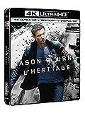 Jason Bourne : l'héritage [4K Ultra HD + Blu-ray + Digital UltraViolet]