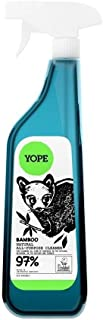 YOPE - Multifunctional Cleanser with Bamboo Extract - Suitable for different surfaces - Anti-static - EcoBio - Biodegradable - 750 ml