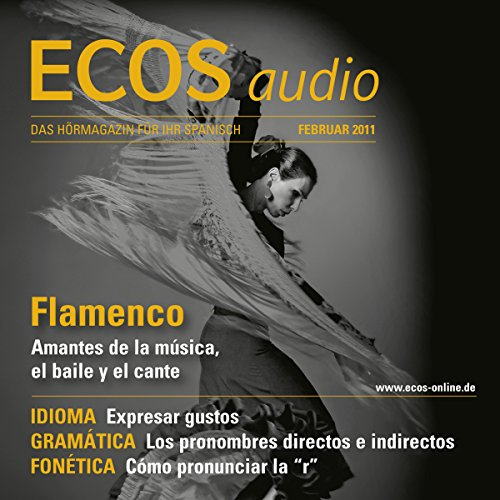 ECOS audio - Flamenco. 2/2011 Titelbild