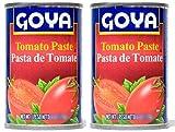 Goya Tomato Paste 18oz | Pasta de Tomate 510g (PACK OF 02)