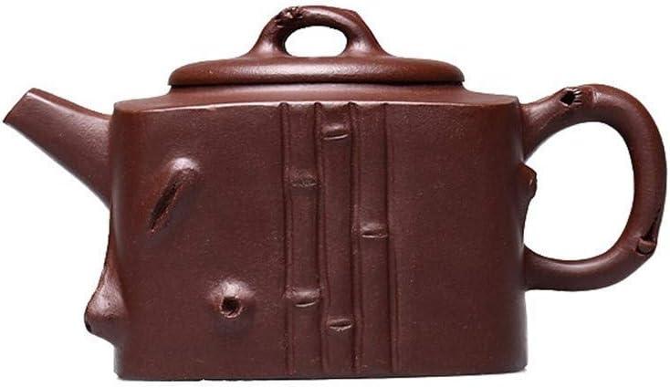 HUAXUE Arlington Mall cheap Teapot Japanese, Tea Handmade Maker Purpl Pot