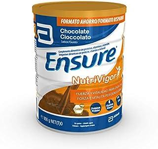 Ensure NutriVigor Integratore in Polvere al Cioccolato, Multivitaminico Multiminerale con 27 Vitamine e Minerali | Confezi...